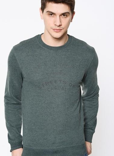 Uzun Kollu Sweatshirt-Selected